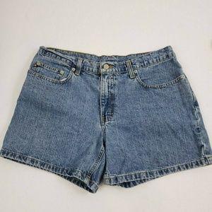 Ralph Lauren Vintage High Waisted Denim Shorts
